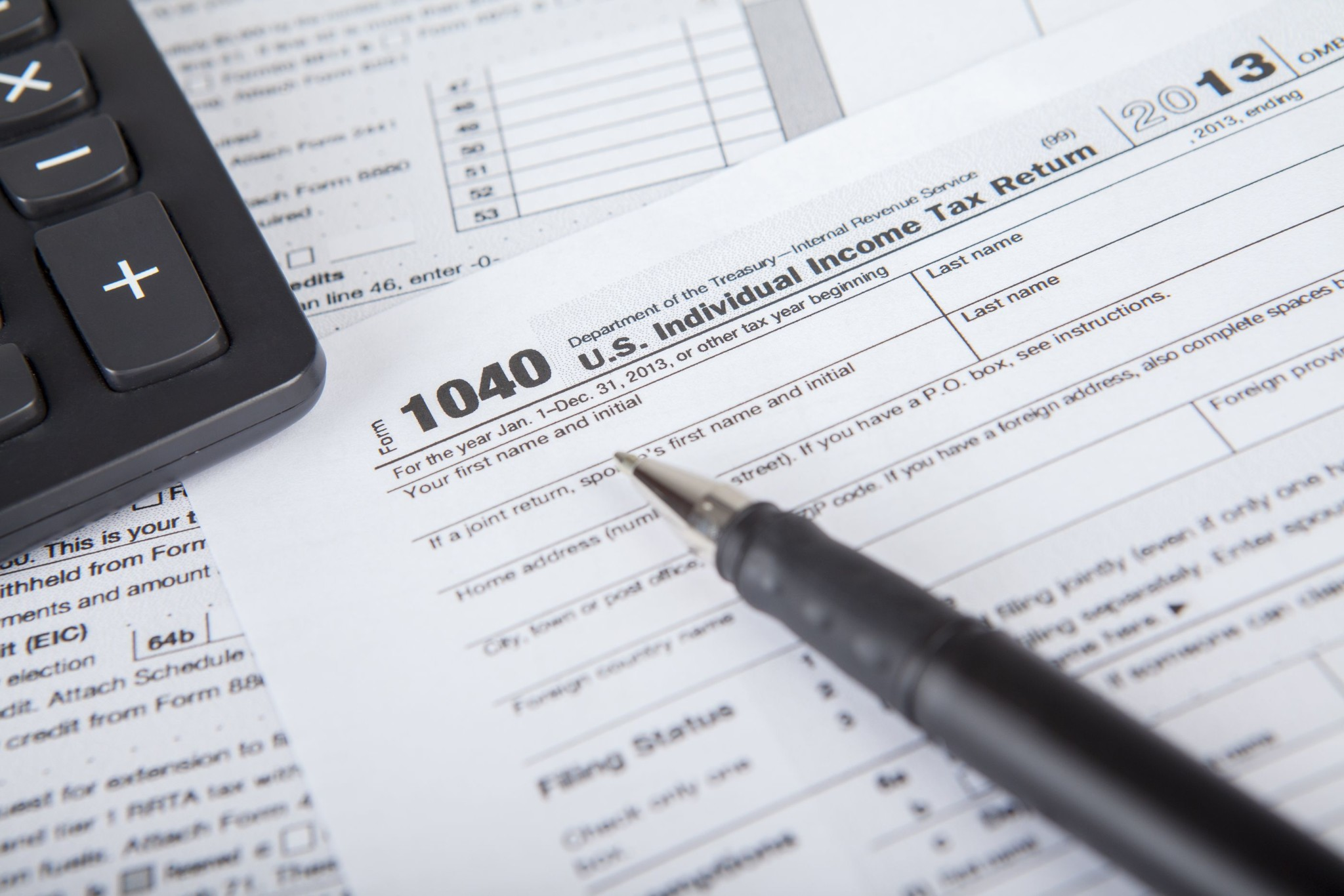 how to file out of state taxes investment property